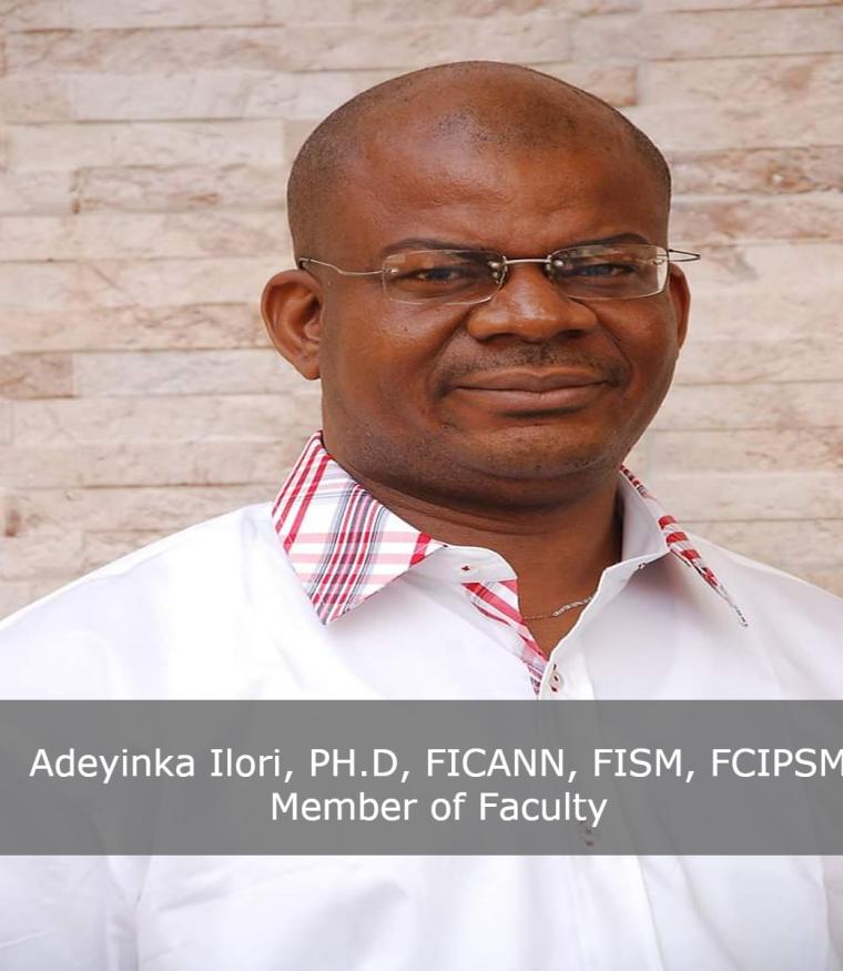 Prof. Adeyinka Ilori