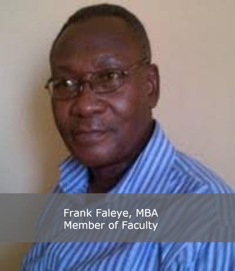 Frank Faleye